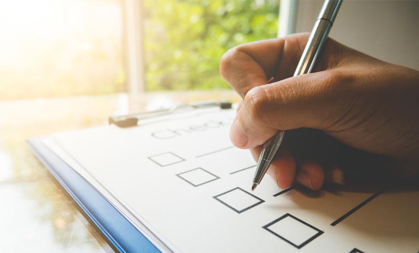 Checklist na gestão de facilities